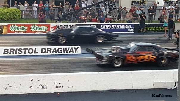 Street Outlaws visit Bristol Thunder Valley