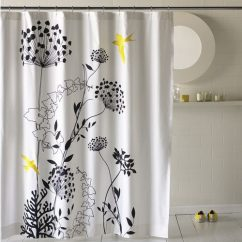 Easy To Clean White Leather Sofa Living Spaces Sleeper Black And Flower Shower Curtain - Decor Ideasdecor Ideas