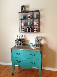 Home Coffee Bar Furniture - Decor IdeasDecor Ideas