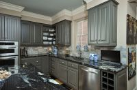 Painting Kitchen Cabinets Gray - Decor IdeasDecor Ideas