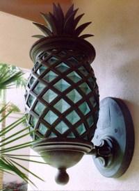 Pineapple Outdoor Lights - Decor IdeasDecor Ideas