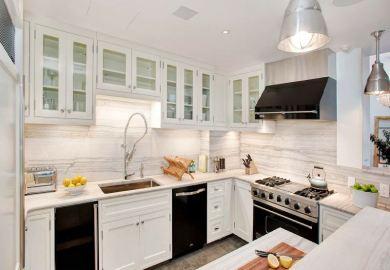 Black Distressed Kitchen Cabinets Home Design Ideas