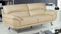 Cream Leather Sofa on Pinterest | Leather Sofas, Black ...