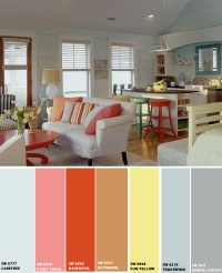 Beach House Paint Colors Interior