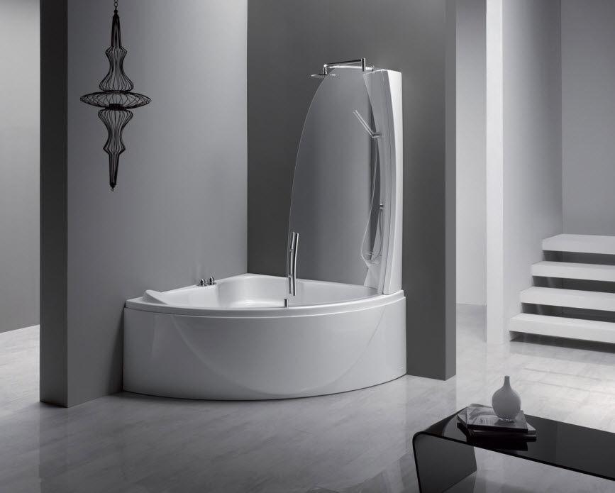 Mini Tub Shower Combo | Ideasidea