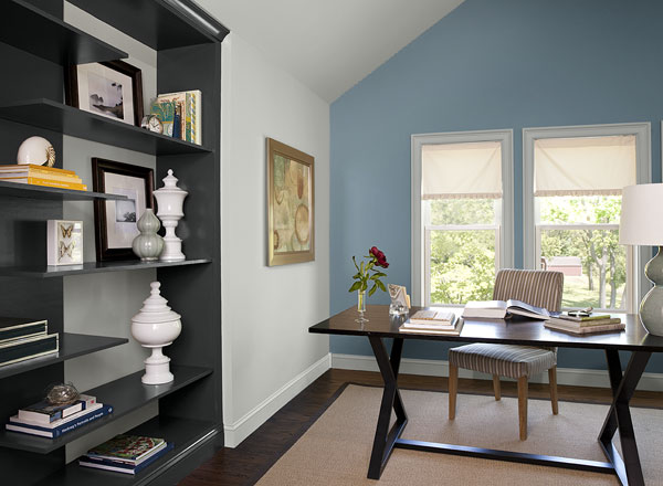home office paint color ideas Home Office Color Ideas - Decor IdeasDecor Ideas