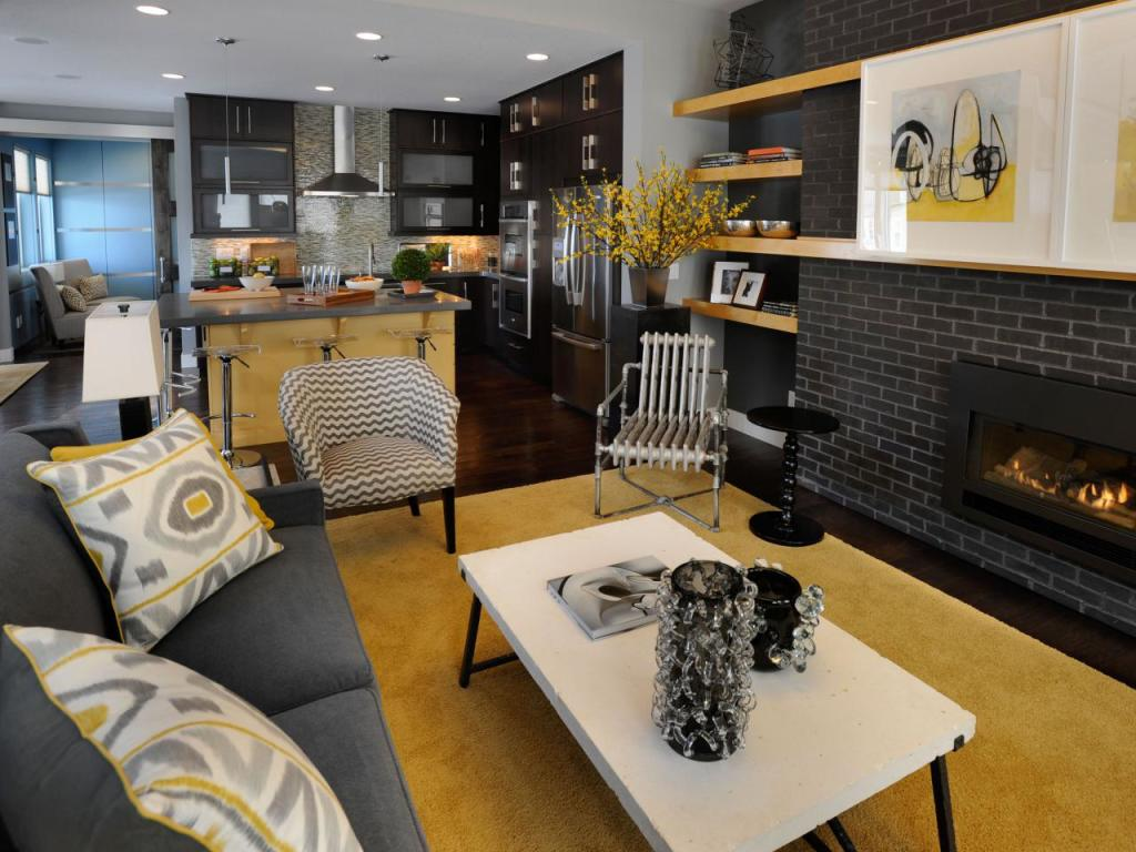 Kitchen and Living Room Colors  Decor IdeasDecor Ideas