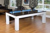 Pool Table in Living Room - Decor IdeasDecor Ideas