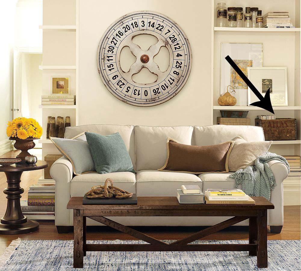 Pottery Barn Living Room Designs  Decor IdeasDecor Ideas
