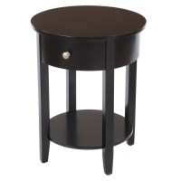 Round Side Tables for Living Room - Decor IdeasDecor Ideas