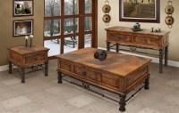 Rustic Living Room Tables - Decor IdeasDecor Ideas