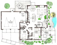 Ultra Modern Home Floor Plans - Decor IdeasDecor Ideas