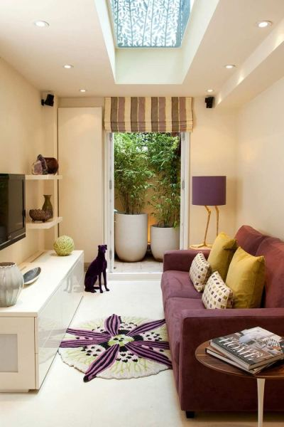 decorating idea small space living room Very Small Living Room Design - Decor IdeasDecor Ideas