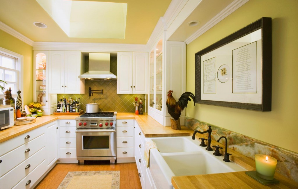 Yellow Paint Colors for Kitchen  Decor IdeasDecor Ideas