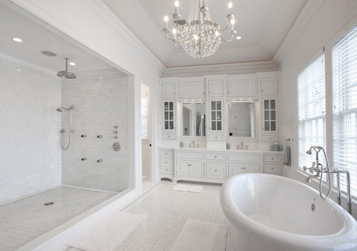 All White Bathroom Pictures  Decor IdeasDecor Ideas