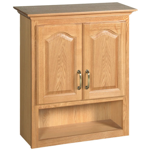 OAK Bathroom Wall Cabinets  Decor IdeasDecor Ideas