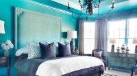 Turquoise Black and White Bedroom - Decor IdeasDecor Ideas