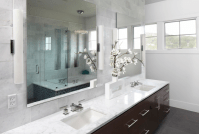 Bathroom Mirror Ideas on Wall