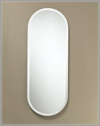 Frameless Full Length Wall Mirror - Decor IdeasDecor Ideas