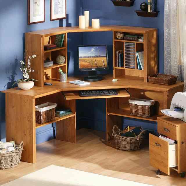 Kids Corner Desk with Hutch  Decor IdeasDecor Ideas