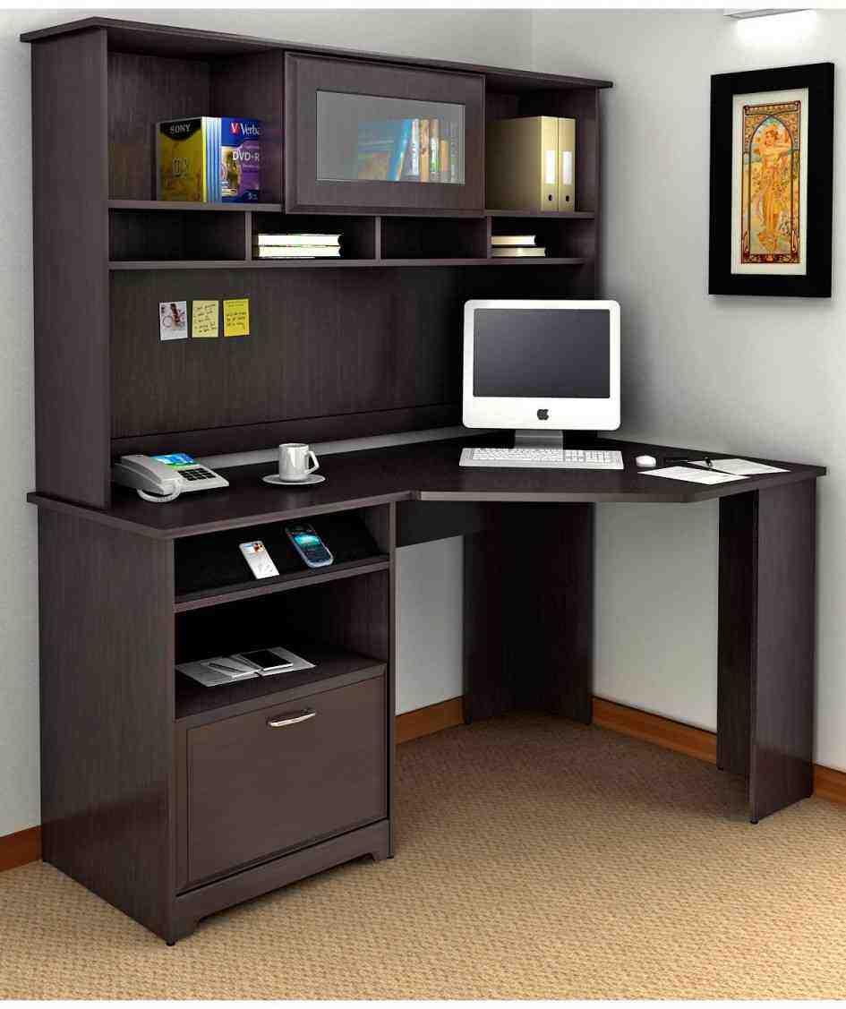 Small Corner Desk with Hutch  Decor IdeasDecor Ideas
