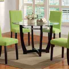 Green Kitchen Chairs Used Appliances For Sale Dining Room Decor Ideasdecor Ideas