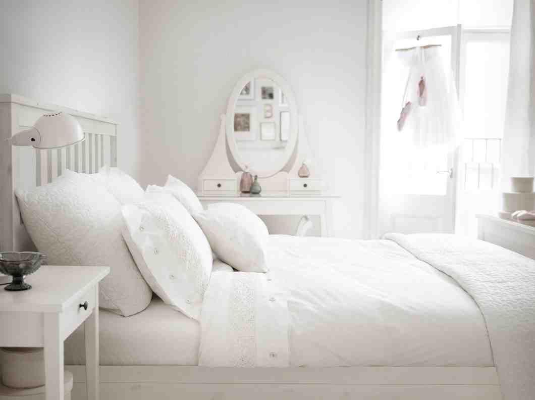 Ikea White Bedroom Furniture  Decor IdeasDecor Ideas