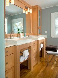 Bathroom Countertop Storage Cabinets - Decor IdeasDecor Ideas