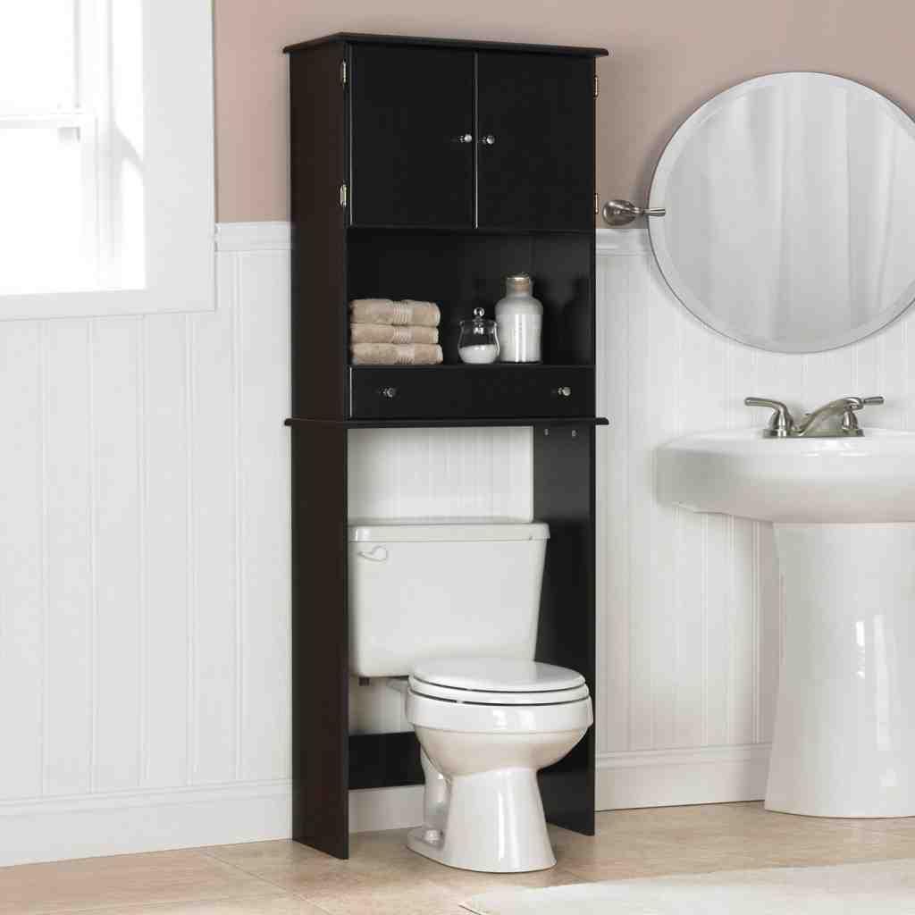 Black Bathroom Storage Cabinet  Decor Ideasdecor Ideas