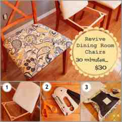 Best Fabric To Cover Kitchen Chairs West Elm Everett Chair Diy Dining Room Covers Decor Ideasdecor Ideas