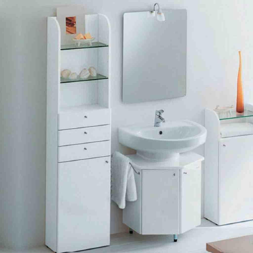 Ikea Bathroom Storage Cabinet