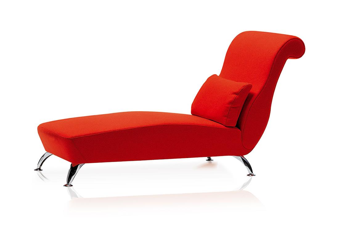Red Chaise Lounge Chair  Decor IdeasDecor Ideas