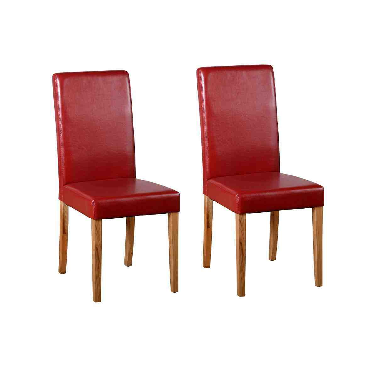 Red Leather Dining Chairs  Decor IdeasDecor Ideas