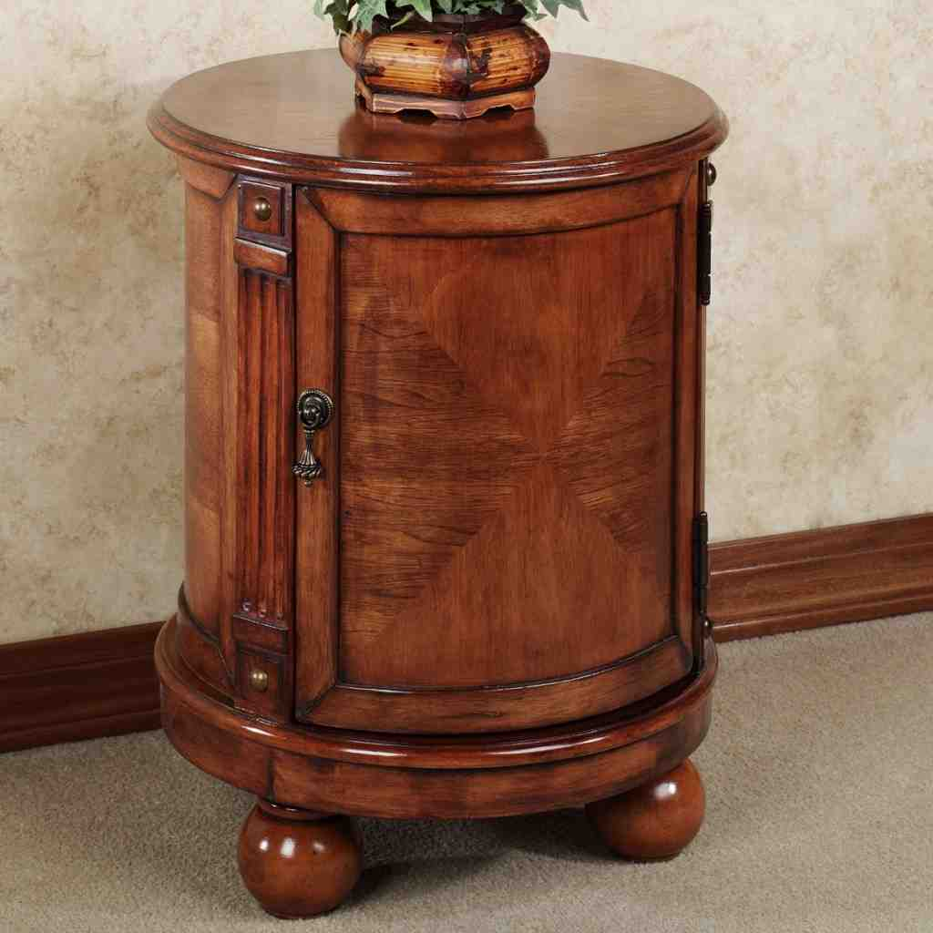 half moon tables living room furniture okc round end table with storage - decor ideasdecor ideas