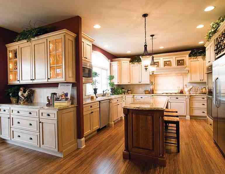 Semi Custom Kitchen Cabinets For Your Home  Decor