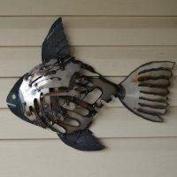 Metal Fish Wall Decor - Decor IdeasDecor Ideas