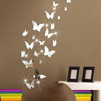 Mirror Butterfly Wall Decor - Decor IdeasDecor Ideas