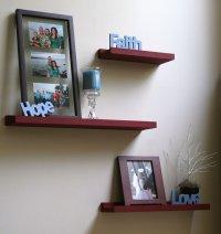 Decorative Wood Wall Shelves - Decor IdeasDecor Ideas