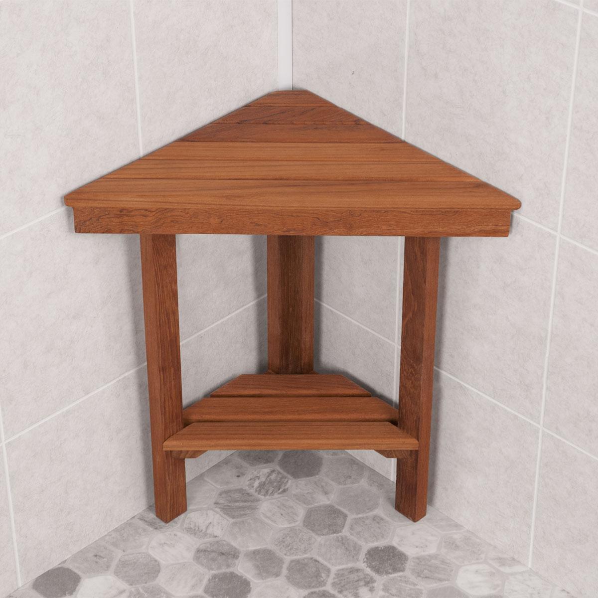 Shower Corner Shelves Decor Ideasdecor Ideas