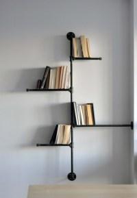 Wall Mounted Book Shelves - Decor IdeasDecor Ideas