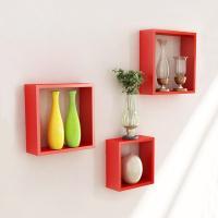 Wall Mounted Cube Shelves - Decor IdeasDecor Ideas
