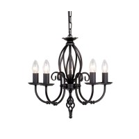 Black Chandelier Lighting - Decor IdeasDecor Ideas