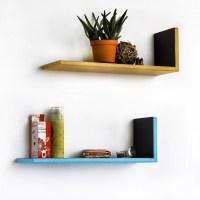 Floating Wall Shelves Decorating Ideas - Decor IdeasDecor ...