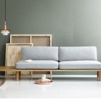 living room furniture gray modern house. light gray living ...