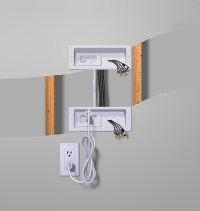 Cable Covers For Wall Mounted Tv