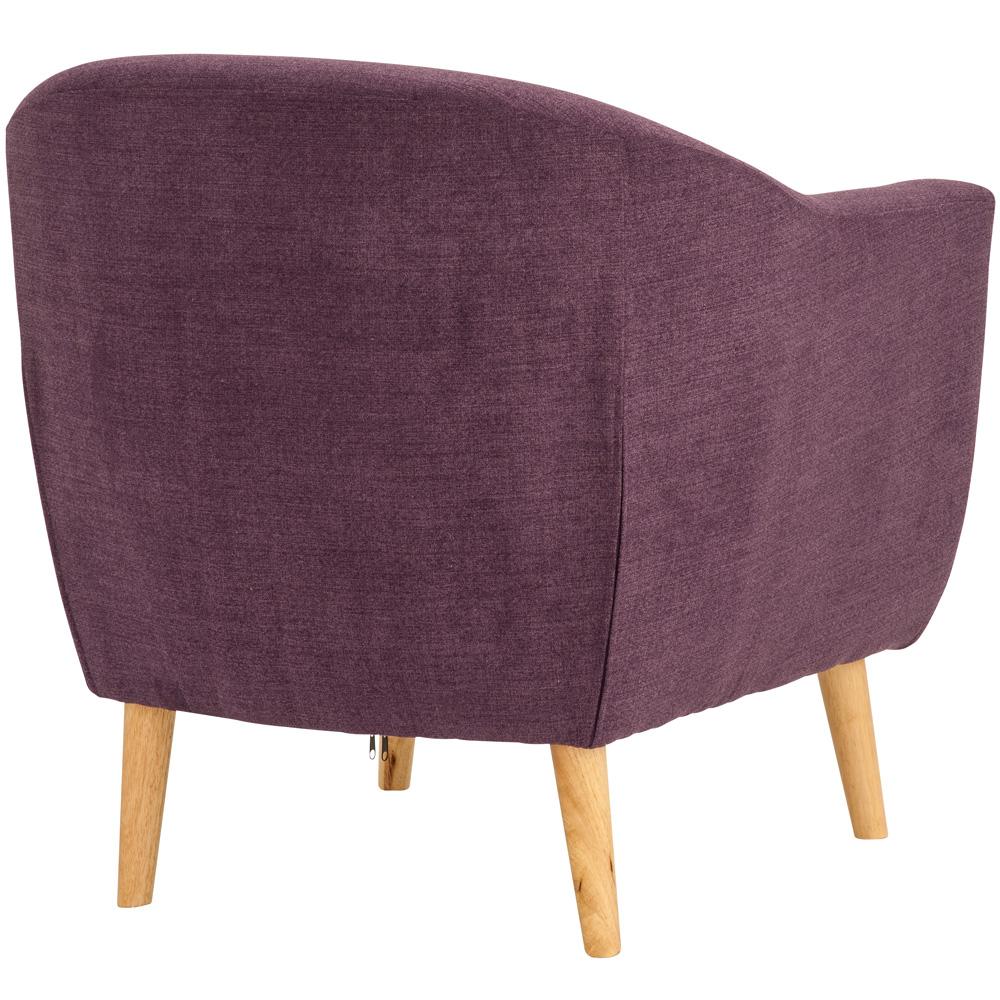 Plum Accent Chair  Decor IdeasDecor Ideas
