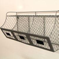 Wire Basket Shelves - Decor IdeasDecor Ideas