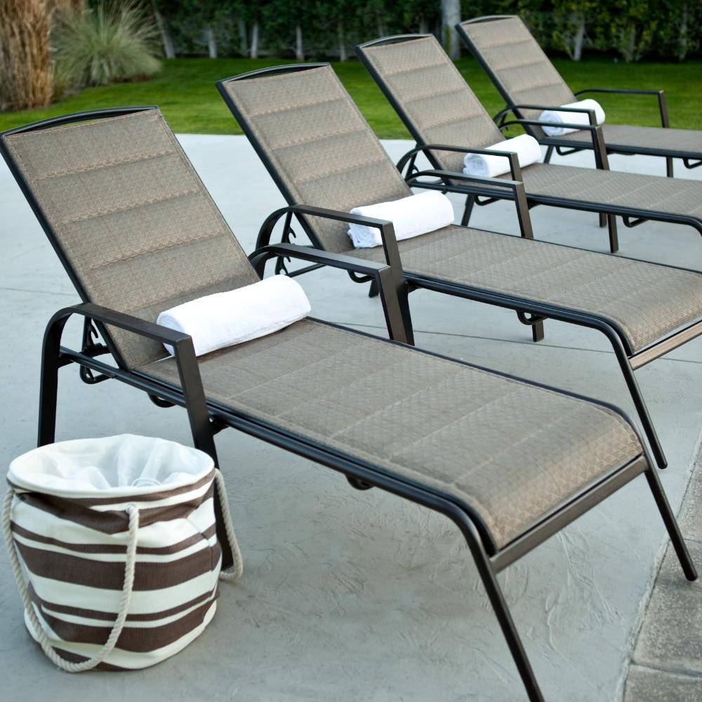lounge chair replacement straps best massage for neck and shoulders aluminum chaise pool chairs - decor ideasdecor ideas