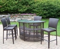 bar height patio sets - Decor IdeasDecor Ideas