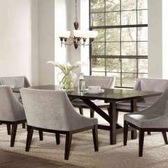 Upholstered Chairs For Dining Room Desk Chair Guide Sets With Decor